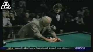 Willie Mosconi vs Babe Cranfield - Legends of Pocket Billiards