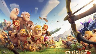 CLASH OF CLANS - Villaggio con municipio al lv5