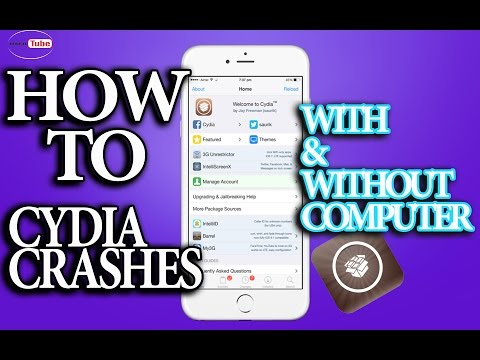 How to Fix Cydia Not Opening or Crashing After Jailbreak - IOS 9/9.3.3/9.3.2/9.2.1