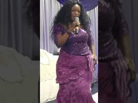 Anne Inyang Live @ 14hours of praise - RCCG Heaven's Gate, Marietta, Georgia in October 2016