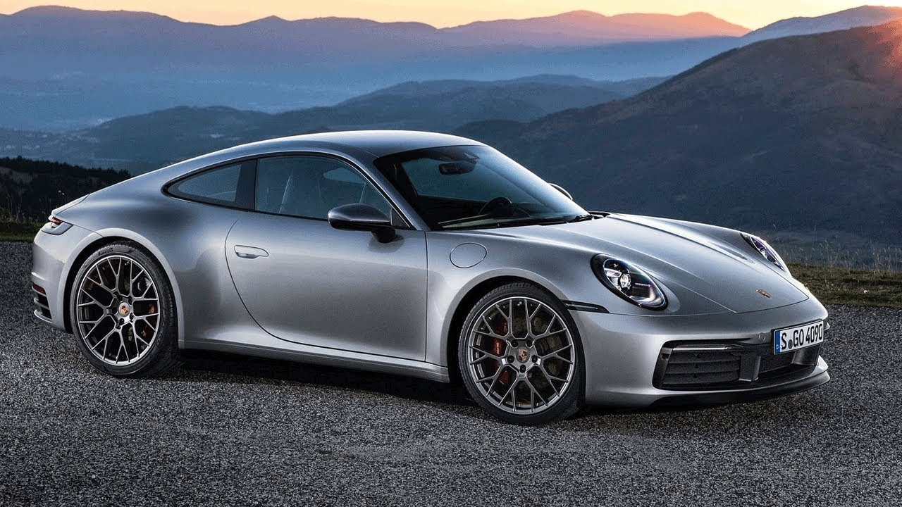 Porsche 911 Carrera 2019 Le Spot Officiel Youtube