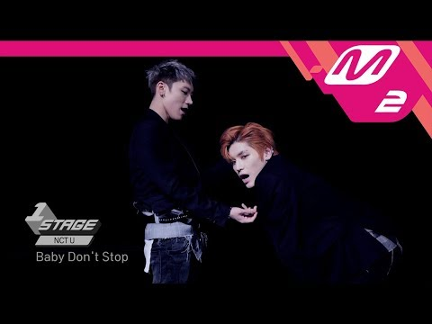 [1STAGE] NCT U - Baby Don't Stop (4K)