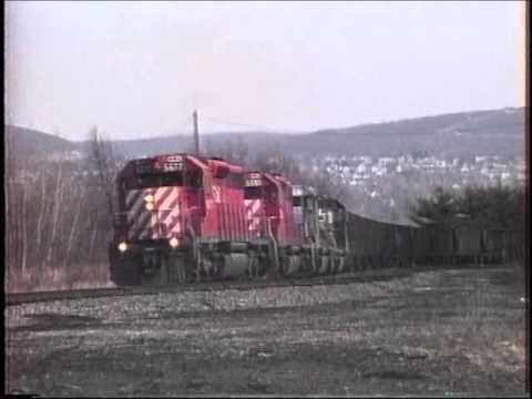 CP Rail on the D&H