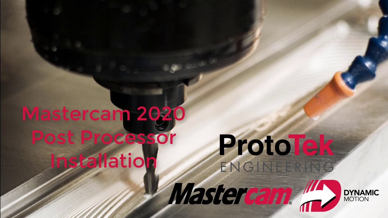 Mastercam Post Processor Programming Guide