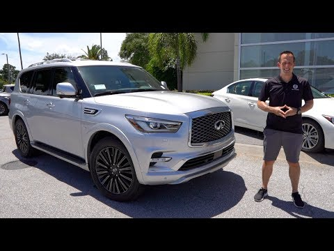 Should you BUY a 2019 Infiniti QX80 Limited or WAIT for a redesign?