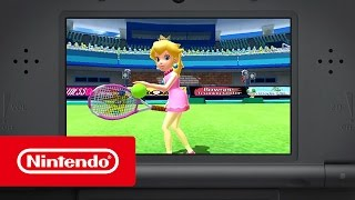 Mario Sports Superstars – ¡Buen saque! (Nintendo 3DS)