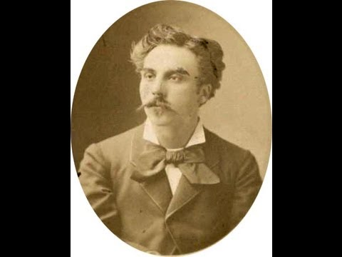 Fauré plays Fauré ~ Deuxième Valse Caprice Op.38 ~ Roll recording for Hupfeld 1912