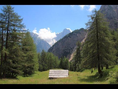 Vršič Pass and Triglav National Park road trip