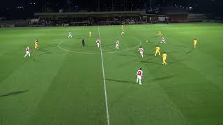 FA YOUTH CUP HIGHLIGHTS: Arsenal 2 Northampton Town 0
