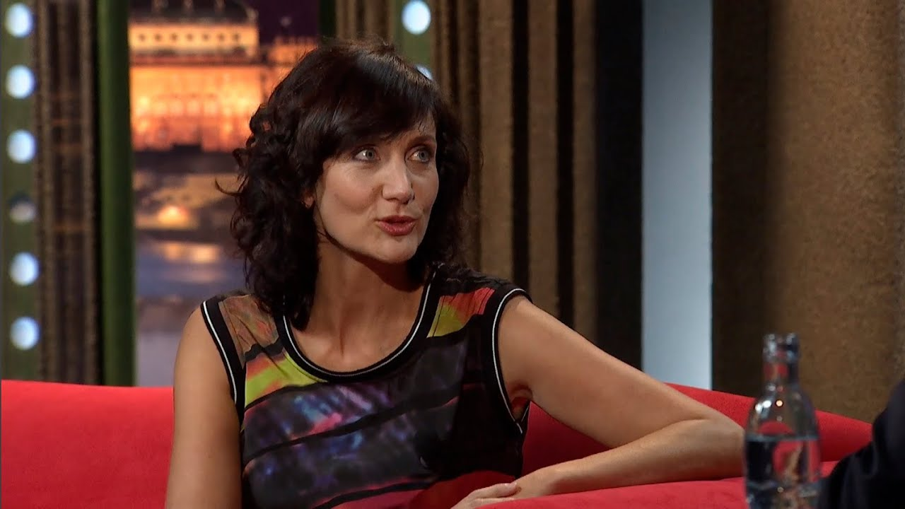 1. Ester Janečková - Show Jana Krause 23. 9. 2015