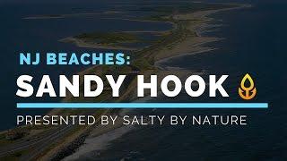 Sandy Hook Beach NJ - Gateway National Park