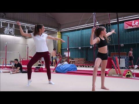 GYMNASTIQUE : Chorégraphies de sol pour les compétitions !!!