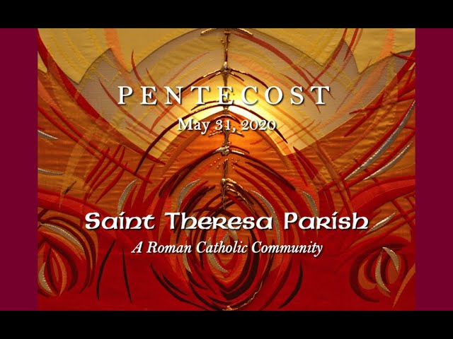 Mass for the Feast of Pentecost