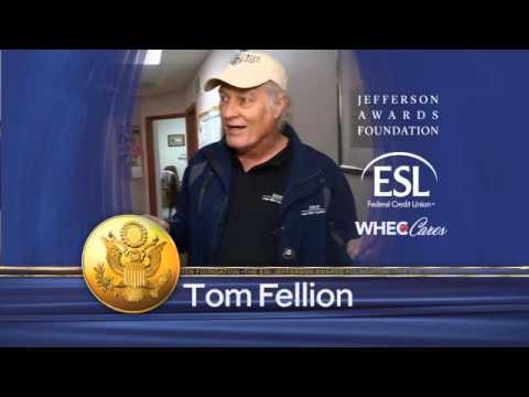 ESL Jefferson Award Winner 2016 - Tom Fellion