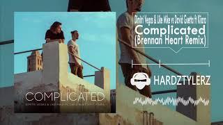 Video Dimitri Vegas & Like Mike vs David Guetta ft Kiiara – Complicated (Brennan Heart Remix) (60fps) (HQ) download MP3, 3GP, MP4, WEBM, AVI, FLV Januari 2018