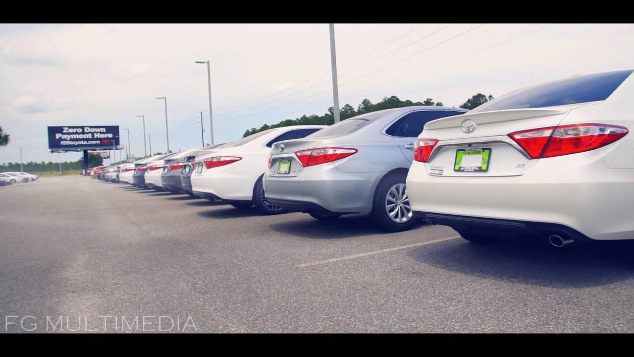 Nice Stock Footage Demo Reel @ I 95 Toyota U0026 Scion In Brunswick, GA