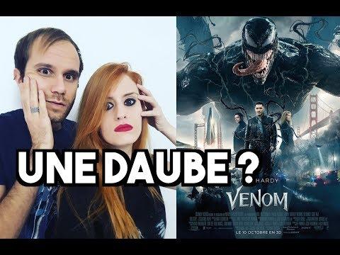 VENOM - CRITIQUE DU FILM (SANS SPOIL)
