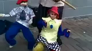 Drop That NaeNae Original Dance by we puppets 28/05/2014