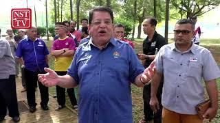 10 quickies with Datuk Seri Tengku Adnan Tengku Mansor