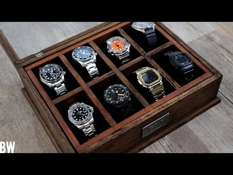 A Look At My Watch Box