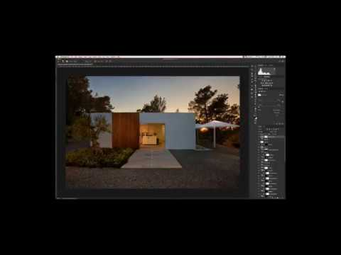 Architecture Photography Editing timelapse architectural photography editing - youtube