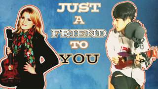 Meghan Trainor-Just A Friend To You (Cover Krelax)