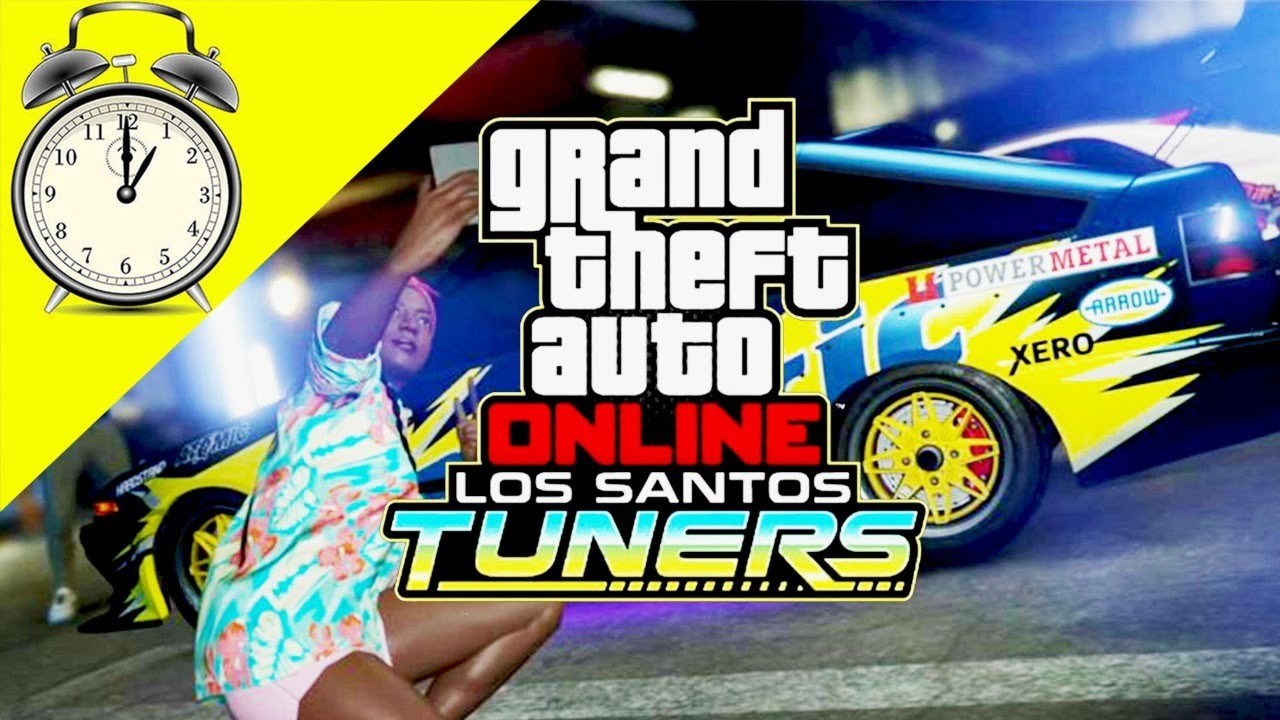 COUNTDOWN TO THE TUNERS DLC RELEASE! 🔥Road to 7K🔥 (GTA 5 ONLINE)