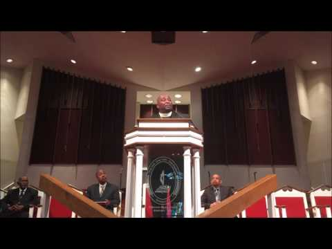 Pastor Cecil E. McCurdy