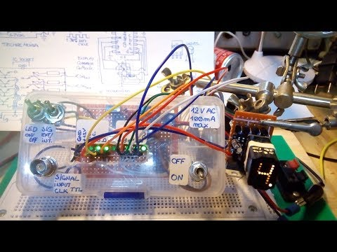 Weekend Projects: Repairing A Vintage BCD Display