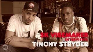 SK Vibemaker Interviews: Tinchy Stryder