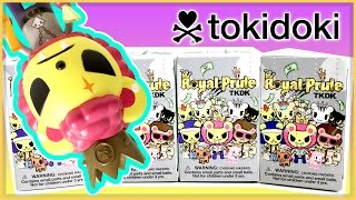 Tokidoki Royal Pride (with Jenny) - Kawaii! Cute! Awesome Blind Box!