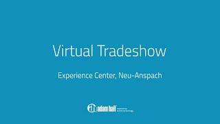 Adam Hall Group - Virtual Tradeshow 2020