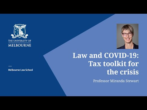 COVID-19: How Will Australia Pay For Its Response?