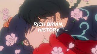 rich brian - history; sub. español