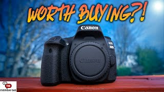 The Canon 80D! Worth Buying in 2020?!