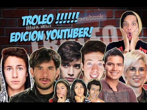 Trolleo Edicion Youtuber! (Mean Tweets) #Youtubeproweek