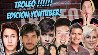 Trolleo Edicion Youtuber! (Mean Tweets) #Youtubeproweek
