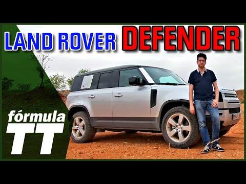 Land Rover Defender 2020 | Primer Contacto | Review En Español