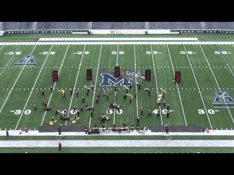 2015 Crockett County High School Band (Alamo, TN)