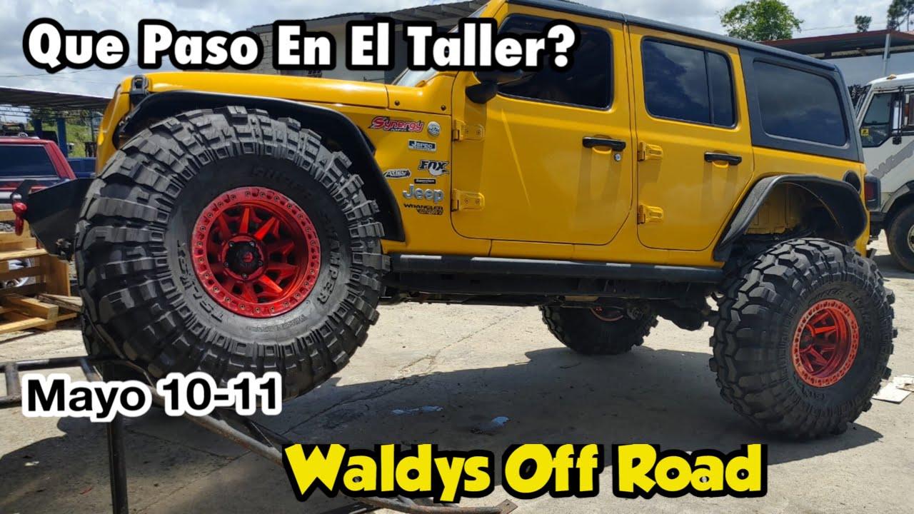 Que paso en el Taller Capitulo 7 by Waldys Off Road