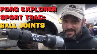 Ford Explorer Sport Trac - Ball Joints