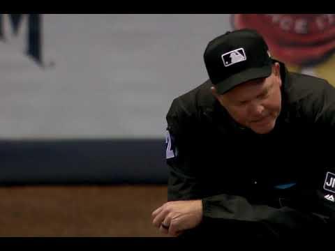 Sean Salisbury - Ron Kulpa Continues to be Very Terrible at His Job [VIDEO]