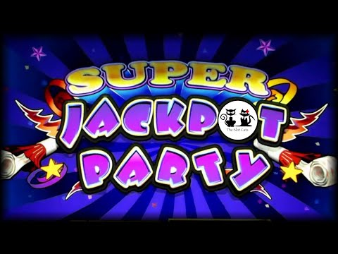 Jackpot Party ★ Dragon's Law Twin Fever
