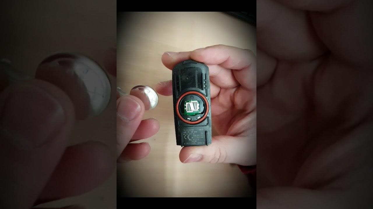 mazda cx-5 tuning change remote batterie / schlüssel batterie