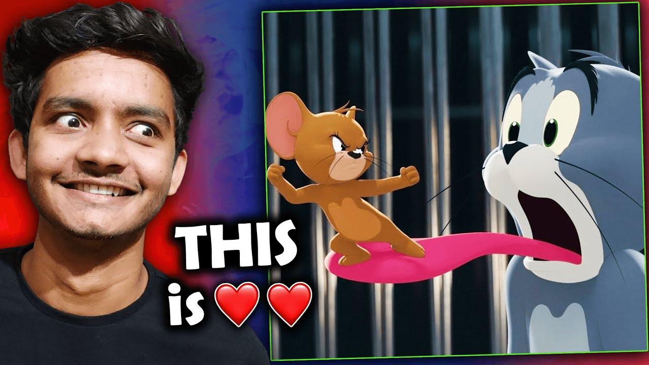 Download Tom and Jerry movie review: bachpan yaad aagaya 😍❤