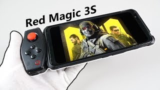 Red Magic 3S Unboxing - A Serious Gaming Smartphone (Call of Duty Mobile, Minecraft, Fortnite)