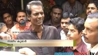 Salim Kumar (actor )help  Faiju ,his farm attacked Anti- socialist