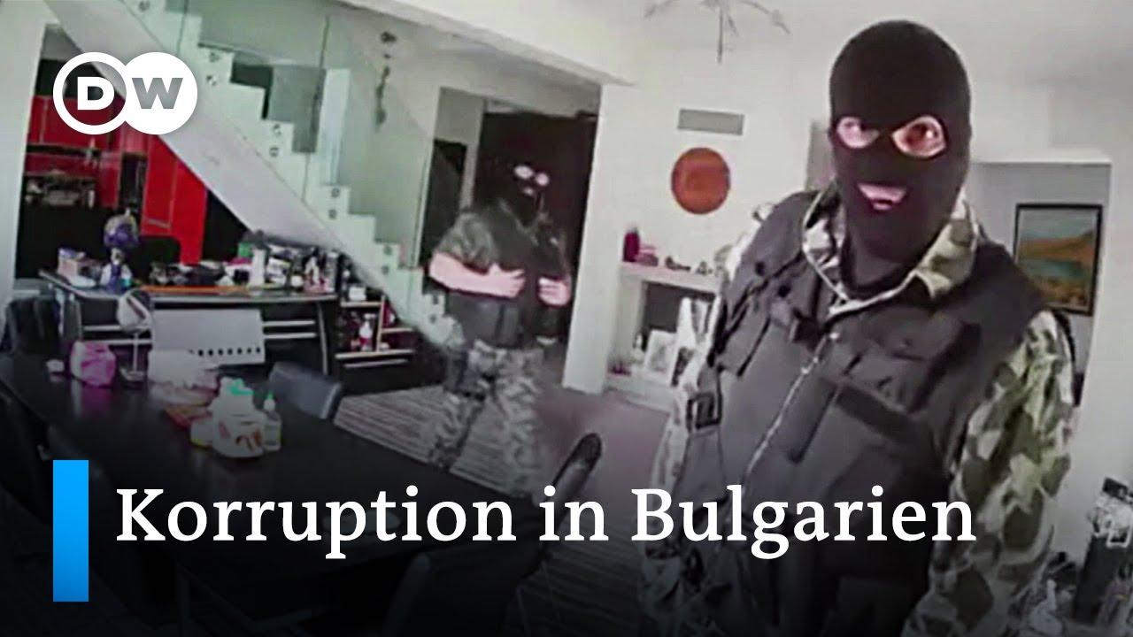 Bulgarien: Regierung unter Korruptionsverdacht | DW Nachrichten