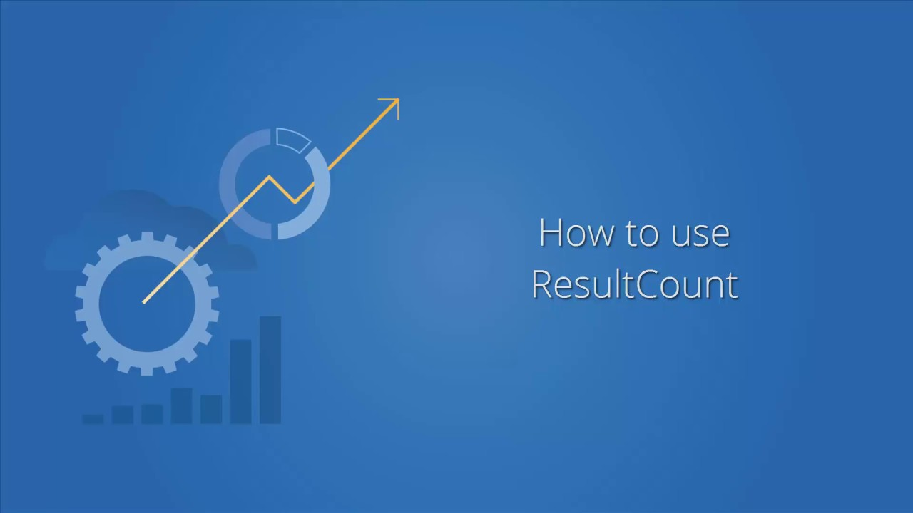 Tricentis Tosca in a Heartbeat: How to use ResultCount