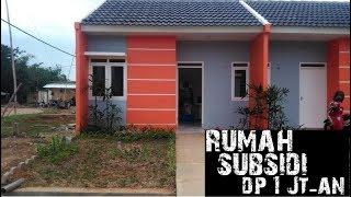 SUBSIDI MINIMALIS TAMBUN BEKASI 2018 - RUMAH MURAH DP 1.5 JUTA PROGRAM SUBSIDI BEKASI